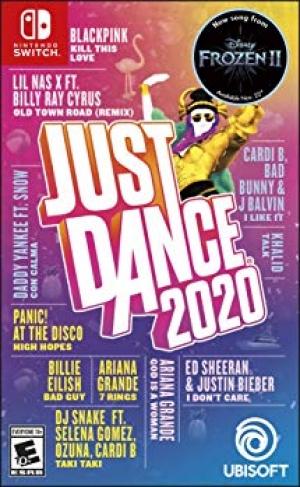ihocon: Just Dance 2020