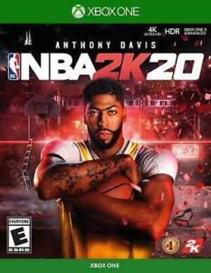ihocon: NBA 2K20 - Xbox One