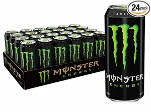 Monster 能量飲料 24罐 $25.98免運(原價$31.98)