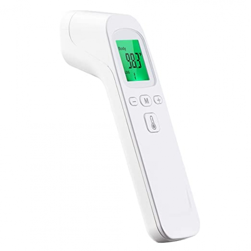 ihocon: Reiled Digital Infrared Forehead Thermometer 前額温度計