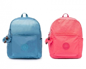 ihocon: Kipling Bennett Metallic Backpack 金屬光澤背包-多色可選