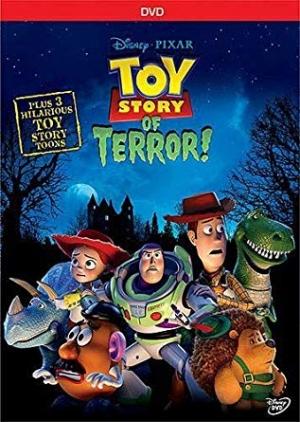 ihocon: Toy Story of Terror 玩具總動員-恐怖(DVD)