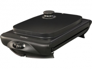 ihocon: Tayama TG-821 Black Electric Griddle with Glass Cover 電烤爐