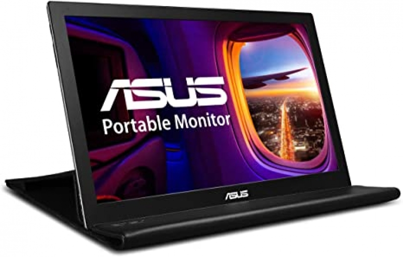 ihocon: Asus MB168B 15.6 Widescreen HD LCD Monitor 電腦螢幕