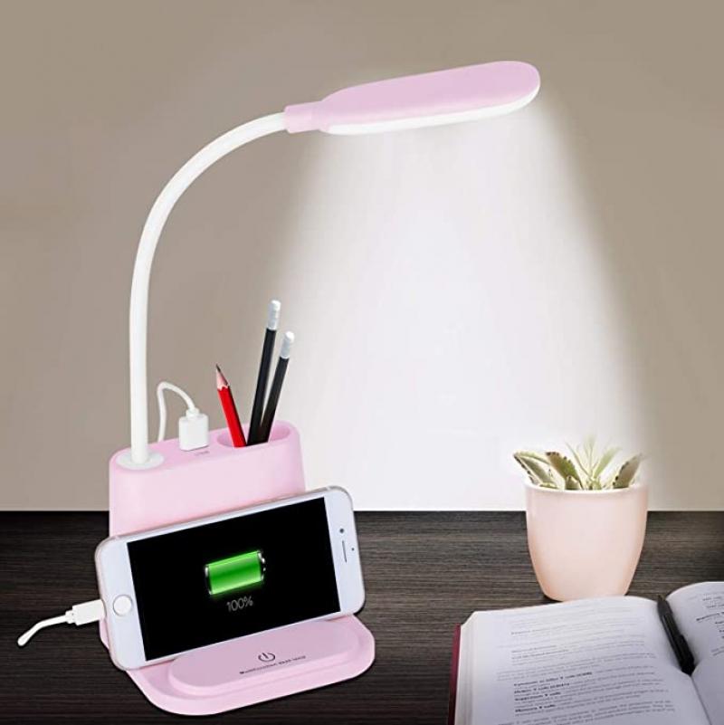 ihocon: NovoLido Rechargeable LED Desk Lamp充電式桌燈