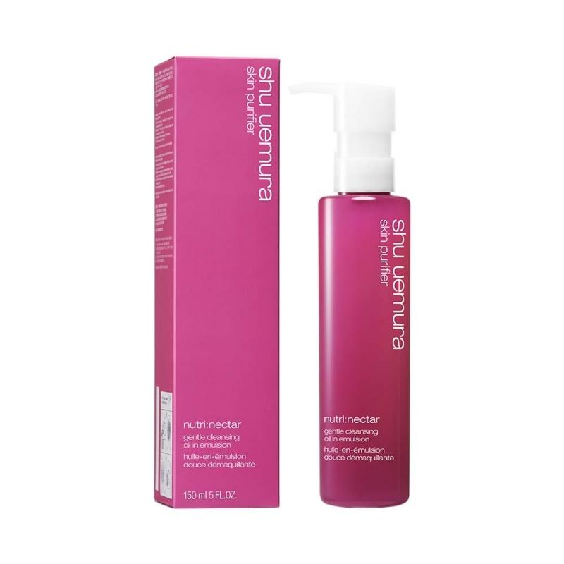ihocon: Shu Uemura植村秀 nutri:nectar gentle cleansing oil in emulsion 150ml 卸妝油