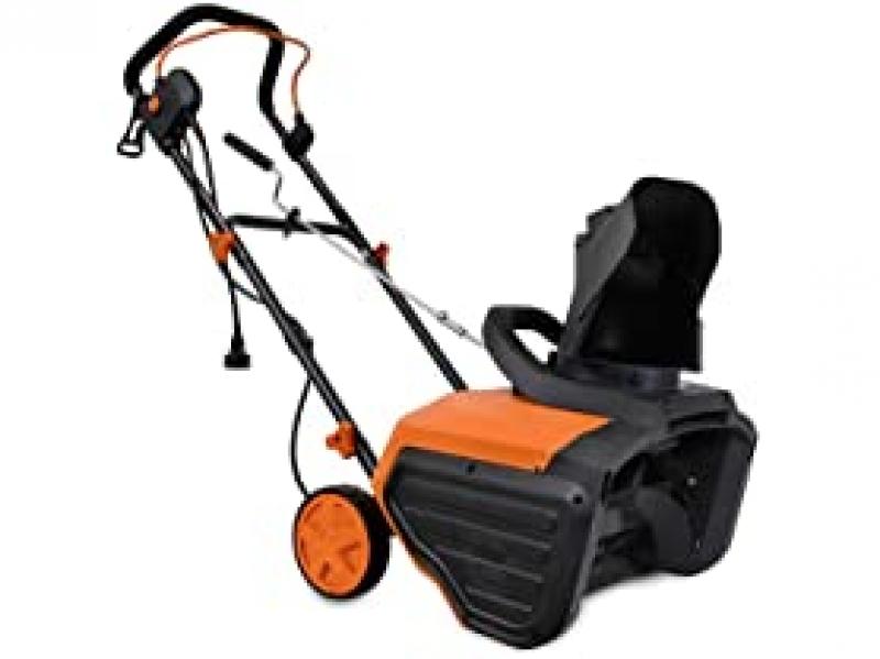 ihocon: WEN 5662 Snow Blaster 18-Inch Electric Snow Thrower 電動鏟雪機