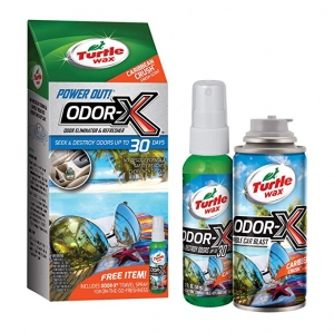 ihocon: Turtle Wax 50768 Power Out Odor-X Whole Car Blast Caribbean Crush, 2. Fluid_Ounces 汽車除臭劑