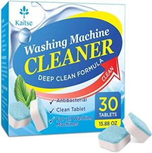 Kaitse 洗衣機深層清潔劑 30個 $15.39(原價$21.99)