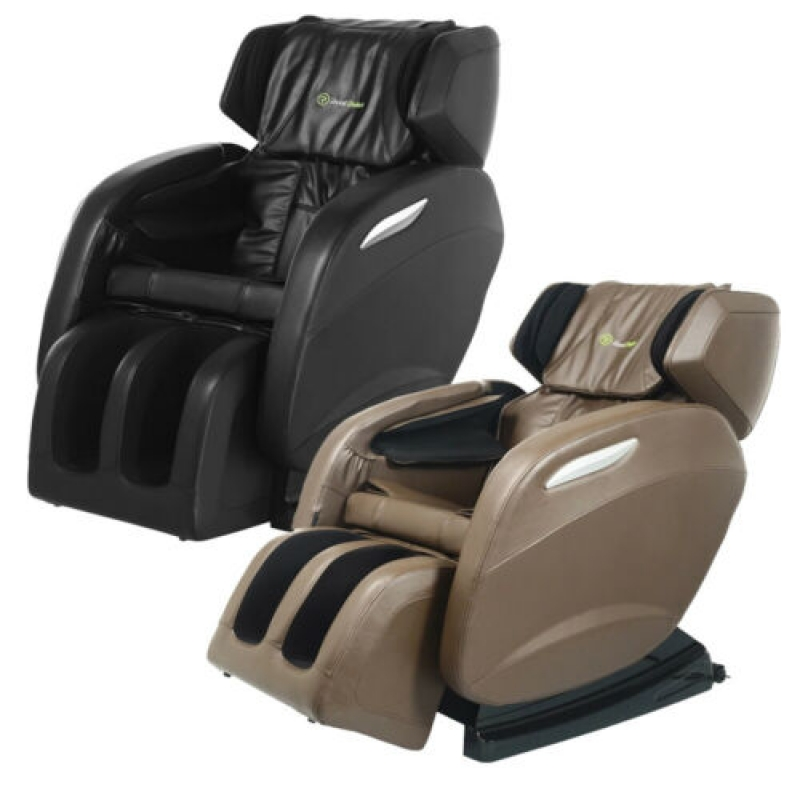 ihocon: Real Relax Full Body Massage Chair Shiatsu Heat Zero Gravity 零重力加熱按摩椅