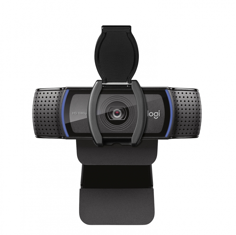 ihocon: Logitech C920S Prp HD Webcam 高清網絡攝像頭