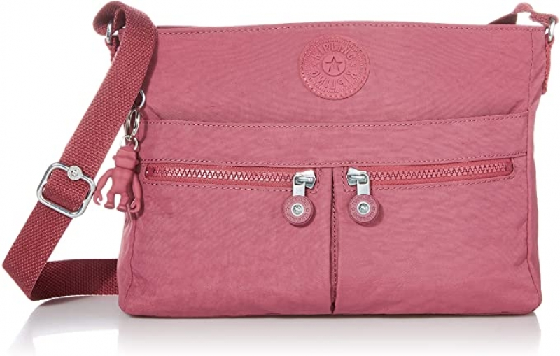 ihocon: Kipling Women's New Angie Crossbody Bag 女士斜背包