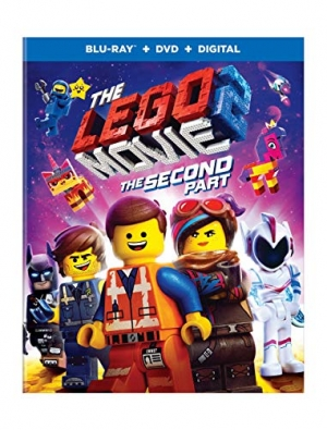 ihocon: LEGO Movie 2, The: The Second Part (BD) - Blu-ray