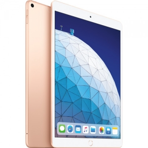 ihocon: [最新款]  Apple iPad Air 10.5 256GB Wi-Fi & 4G LTE Tablet (Early 2019, Latest Model) (Gold)