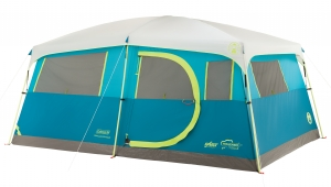 ihocon: Coleman Tenaya Lake Fast Pitch 8-Person Cabin Tent with Closet 8人帳