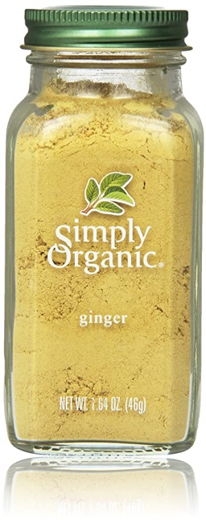 ihocon: Simply Organic Ginger Root Ground Certified Organic, 1.64-Ounce Container 有機薑粉