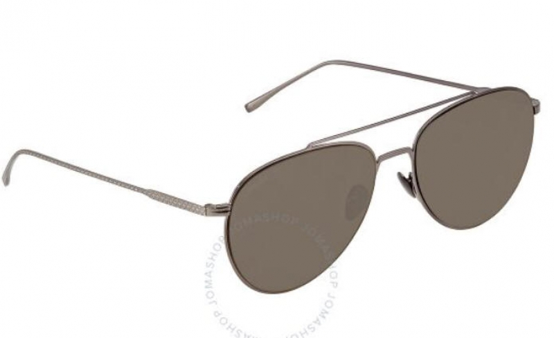 ihocon: Lacoste Brown Aviator Men's Sunglasses 男士太陽眼鏡