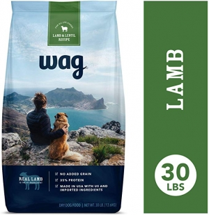 ihocon: Wag Amazon Brand Dry Dog Food 乾狗食