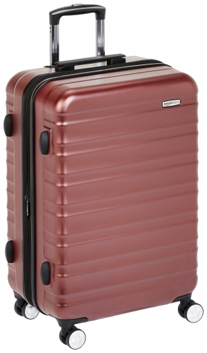 ihocon: AmazonBasics 24 Hardside Luggage 硬殼行李箱 - 多色可選