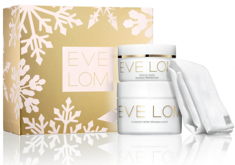 ihocon: Eve Lom Deluxe Rescue Ritual Gift Set (價值$232.00)