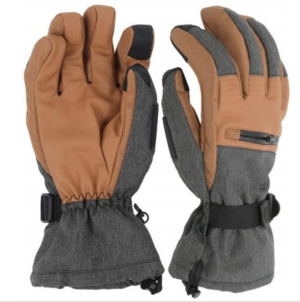ihocon: Tough Outdoors Winter Ski Gloves 觸控螢幕滑雪手套