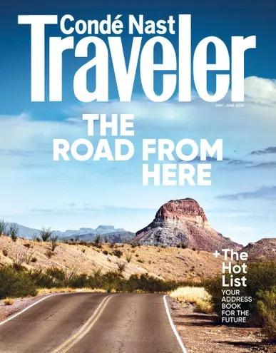 ihocon: Conde Nast Traveler Magazine 雜誌一年8期