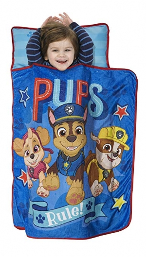 ihocon: Paw Patrol We're A Team Toddler Nap Mat 幼兒睡墊毯