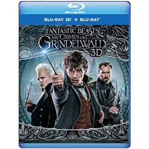 [Blu-ray] Fantastic Beasts: The Crimes of Grindelwald $12.99(原價$29.98)