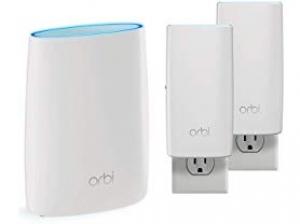 ihocon: NETGEAR RBK52W Orbi AC3000 WiFi Mesh System 家庭網路系統