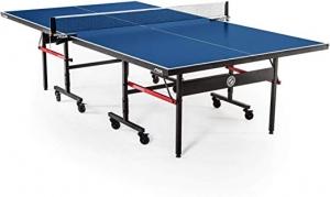 [今日特賣] STIGA 競賽專用乒乓球桌 $279.99免運(原價$449.99), 球拍也有特價!