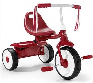 ihocon: Radio Flyer Fold 2 Go Trike 兒童三輪車