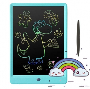 ihocon: Pilipada 10吋 LCD Colorful Drawing Tablet 彩色繪圖板