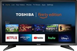 Toshiba 32吋 720p HD Smart LED TV – Fire TV Edition $119.99免運(原價$180)
