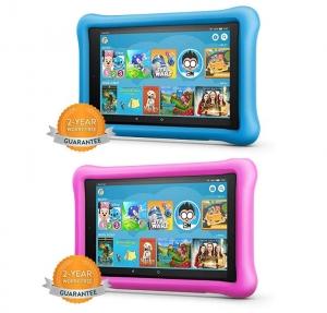 ihocon: Fire HD 8 Kids Edition Tablet, 8 HD Display, 32 GB, Kid-Proof Case 兒童平板電腦 - 2色可選