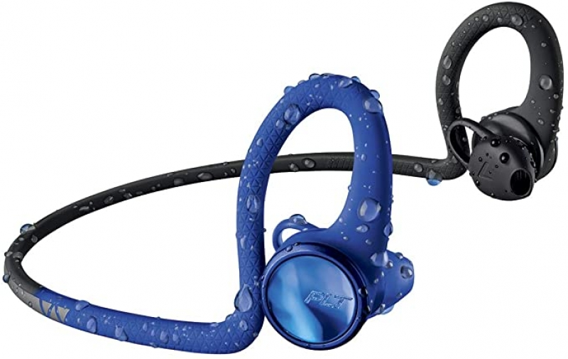 ihocon: Plantronics BackBeat FIT 2100 Wireless Sweatproof and Waterproof Headphones藍芽無線耳機