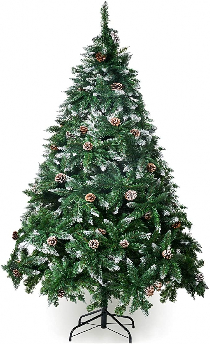 ihocon: Winregh 6-Foot Artificial Christmas Tree 人造聖誕樹