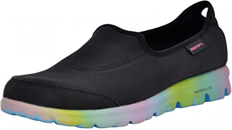 ihocon: Skechers Performance Women's Go Walk Slip-On Walking Shoe  女鞋
