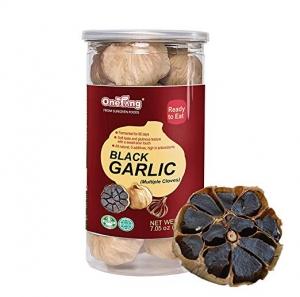 ihocon: ONETANG Natural Fermented Black Garlic, 7.05 oz( 200G) 天然發酵黑蒜