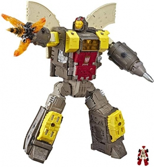 ihocon: Transformers Toys Generations War for Cybertron Titan Wfc-S29 Omega Supreme Action Figure - Converts to Command Center 變形金剛