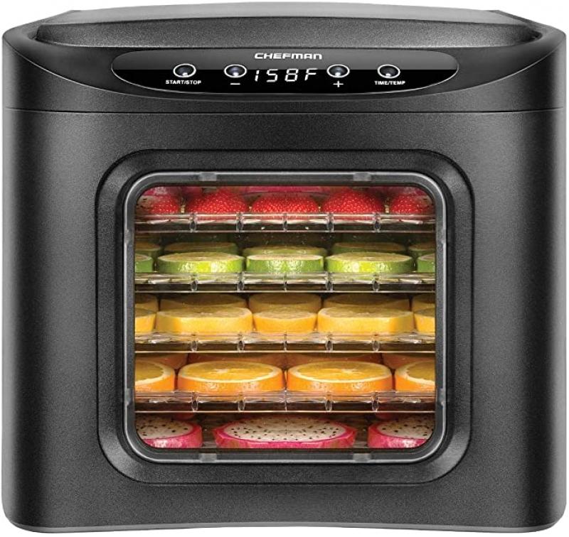 ihocon: Chefman Food Dehydrator Machine 食品乾燥機/乾果機