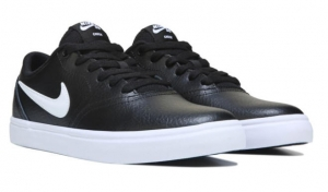 ihocon: Nike Men's SB Check Solar Leather Skate Shoe 皮製男鞋