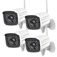 ihocon: AMICCOM-US 1080P HD Security Camera System Wireless, Night Vision, 2-Way Audio,2.4Ghz WiFi Smart Home Camera 智能家居安全監視攝像頭