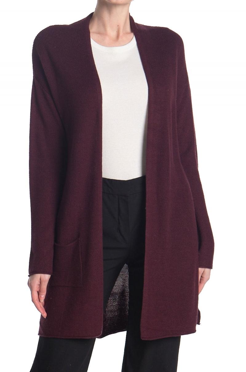 ihocon: T Tahari Pocket Cardigan  女士針織衫-多色可選