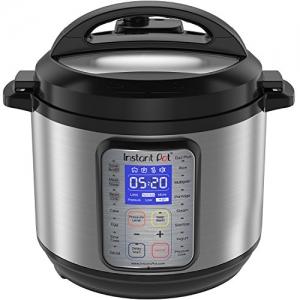 ihocon: Instant Pot DUO Plus 60, 6 Qt  9-in-1 Multi- Use Programmable Pressure Cooker多功能電子壓力鍋