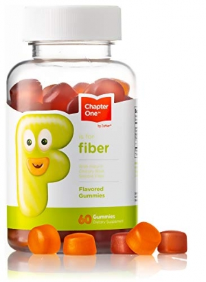 Chapter One Fiber Gummies 纖維軟糖 60粒 $10.35免運