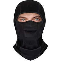 ihocon: [男女均適用] Dark Lightning Balaclava Face Mask保暖頭罩