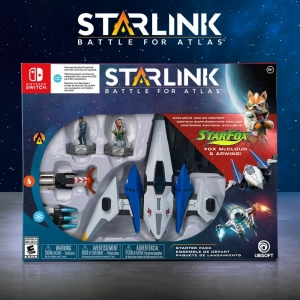 ihocon: Starlink: Battle for Atlas Starter Pack Featuring Star Fox - Nintendo Switch