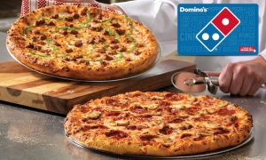 ihocon: $10 Domino's eGift Card只賣$5