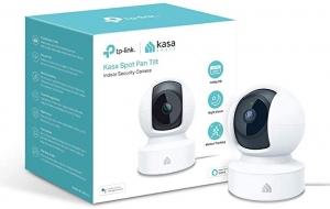 TP-Link HD 居家安全室內監視攝像頭 $34.99免運(原價$49.99)