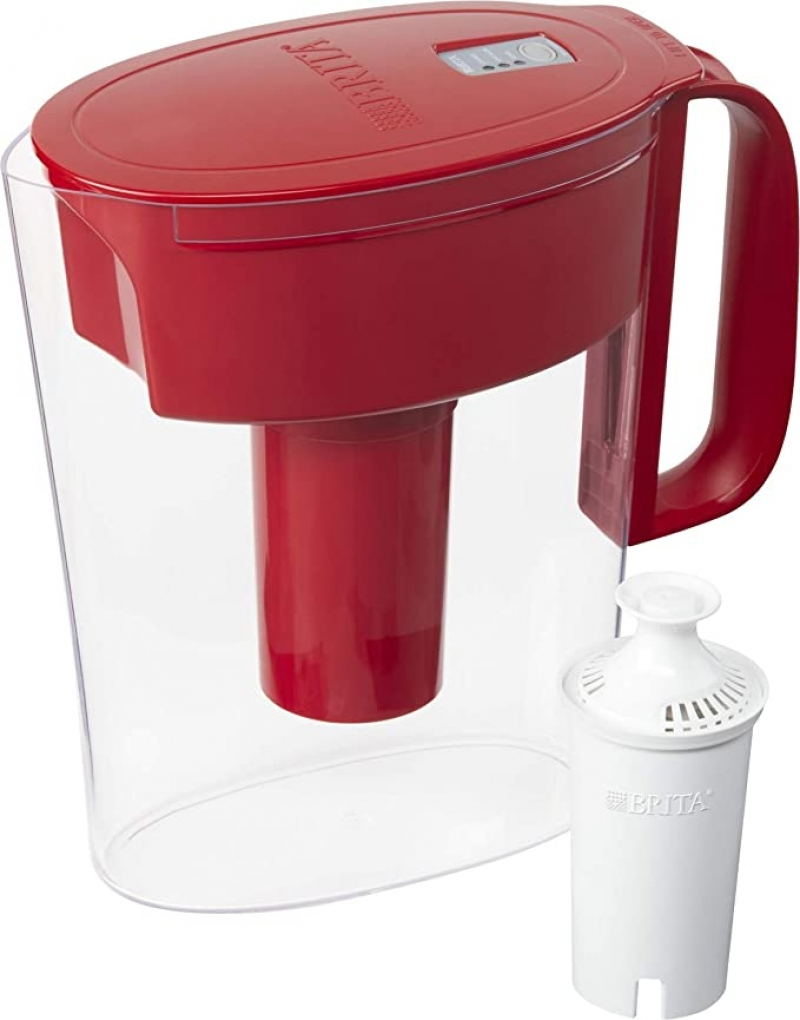 ihocon: Brita Standard Metro Water Filter Pitcher濾水瓶